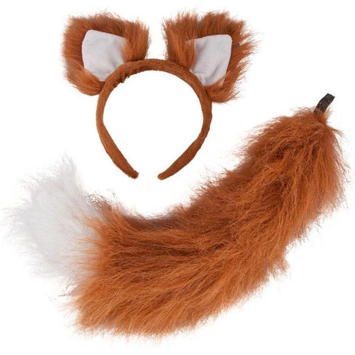 Deluxe Fox Ears & Tail