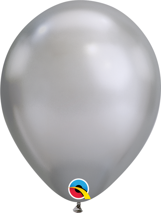 Chrome Latex Balloon (Silver)