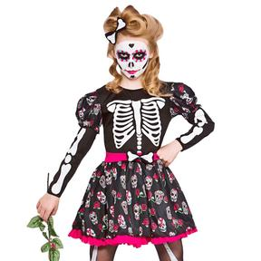 Skull of the Dead costume