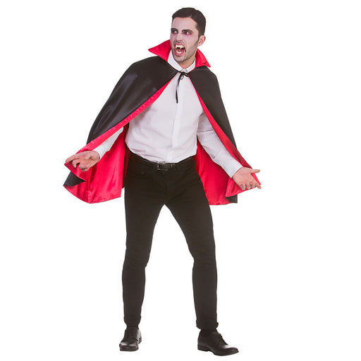 Super Deluxe Satin Vampire Cape