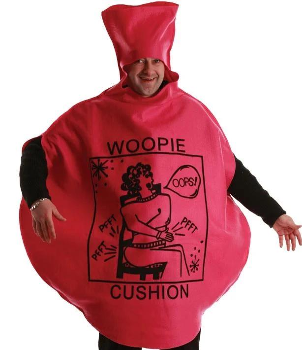 Whacky Whoopee Cushion Costume