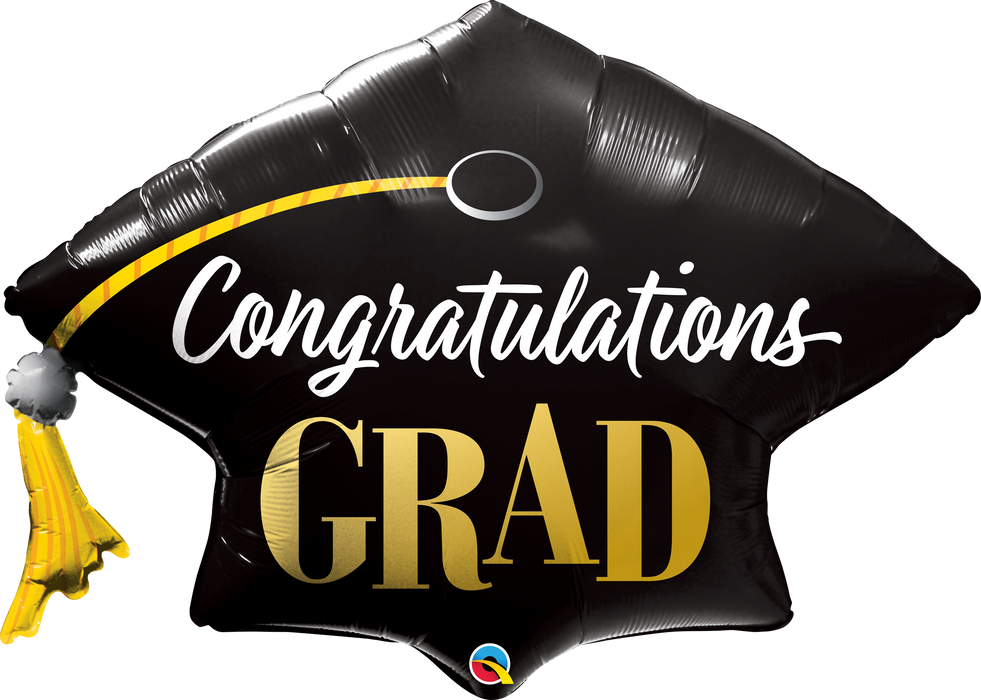 Congratulations Grad Foil Balloon