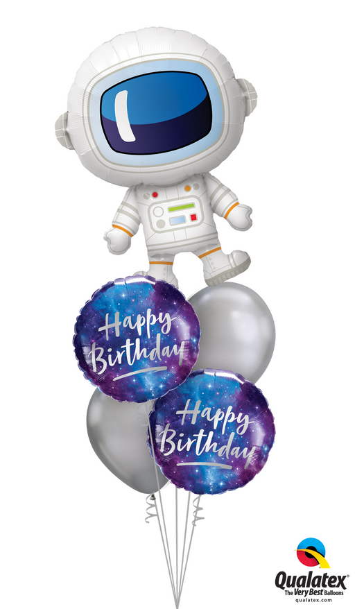 Luxury Happy Birthday Spaceman Bouquet