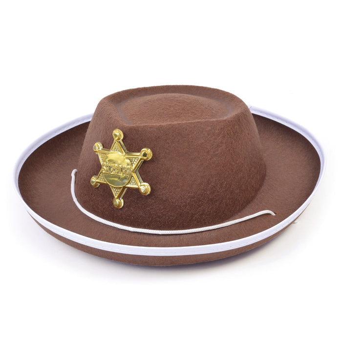 Cowboy Hat (Brown)