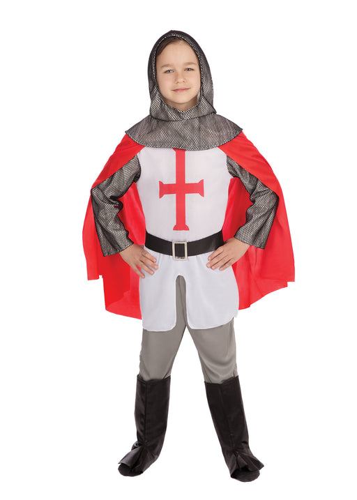 Crusader Boy Costume