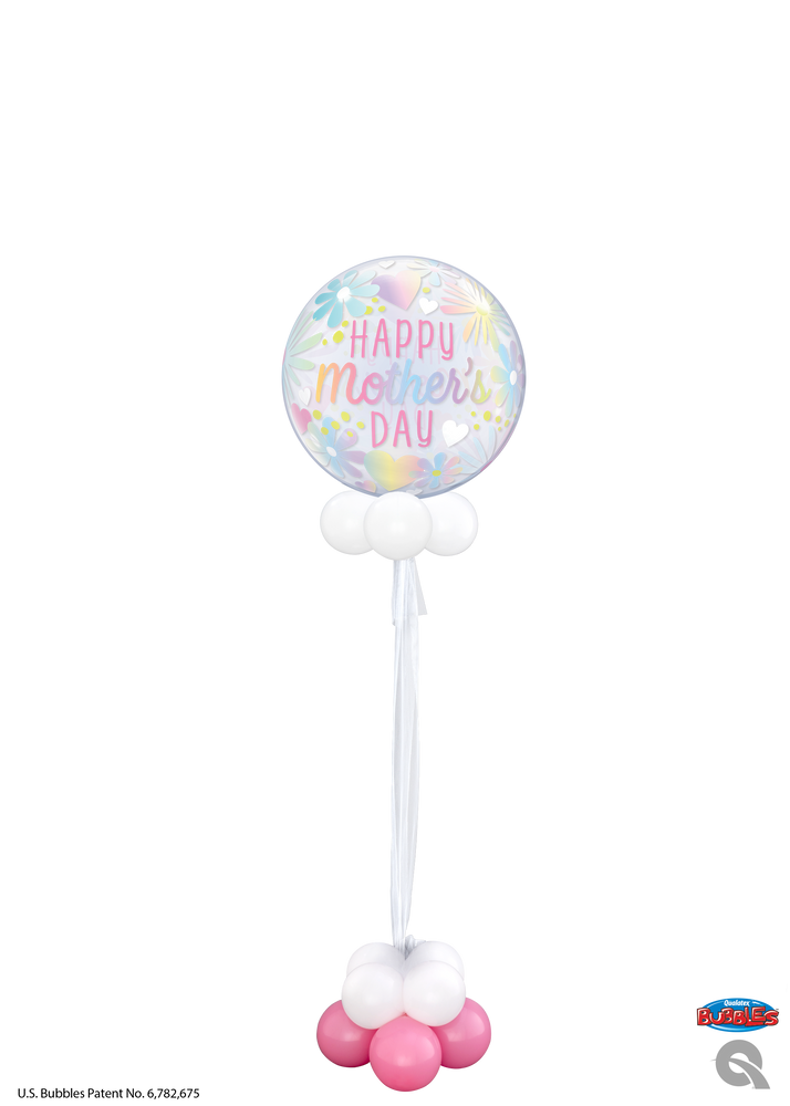 Mothers Day Bubble Balloon