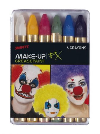 Face Paint Crayons (29266)