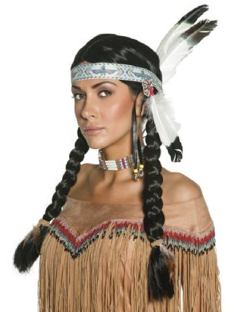 Indian Wig (42042)