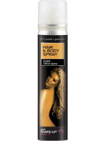 Gold Glitter Spray (37795)