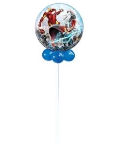 Avengers Deco Bubble Balloon