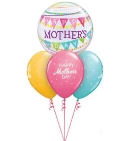 Happy Mother's Day Bubble Bouquet