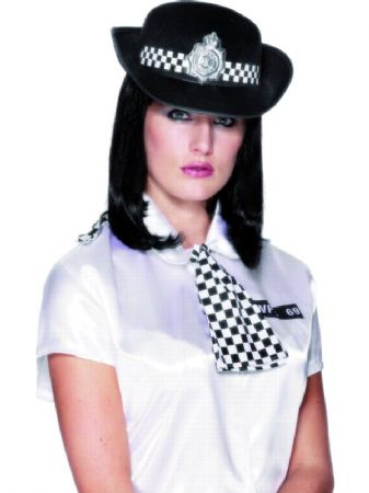 Policewoman'S Hat (8401)