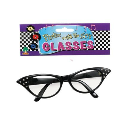Fifties Glasses (Pba142B)