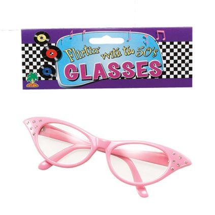 Fifties Glasses (Ba142P)
