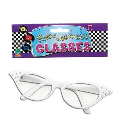 Fifties Glasses (Ba142W)