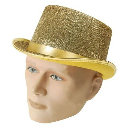 Gold Top Hat (Bh467)