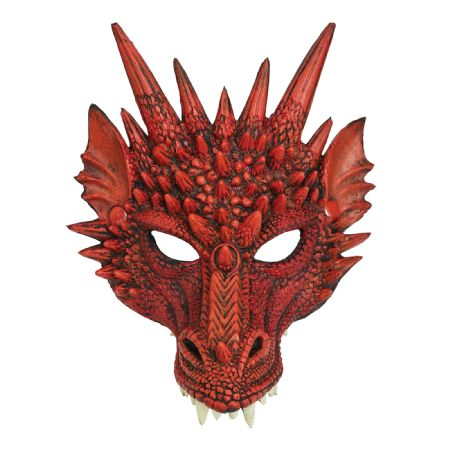 Red Dragon Mask (Bm552)