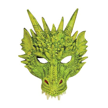 Green Dragon Mask (Bm553)