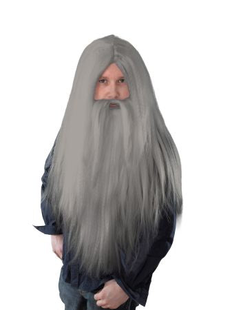 Wizard Wig And Beard (Bw909)