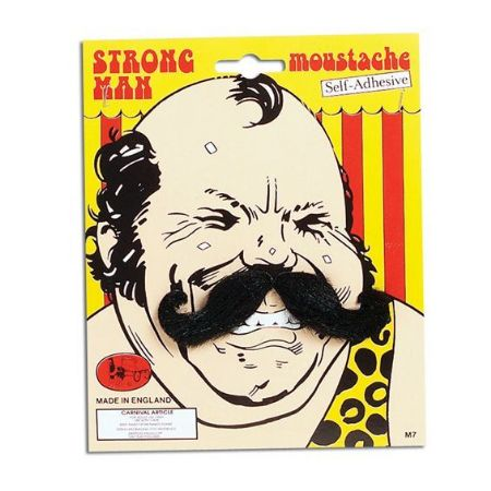 Strongman Moustache (M7)