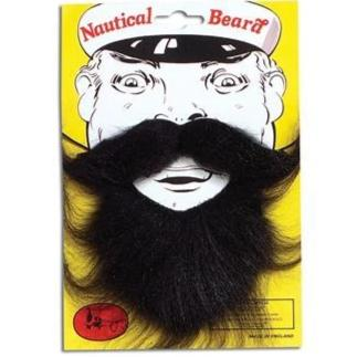 Black Nautical Beard (Mb004 Black)