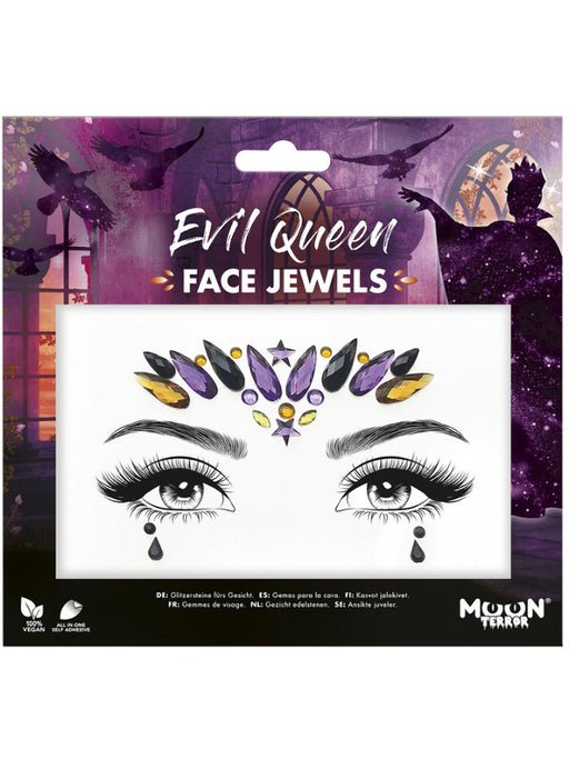 Evil Queen Face Jewels