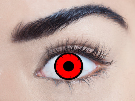 Xtreme Contact Lenses (Dead Red)
