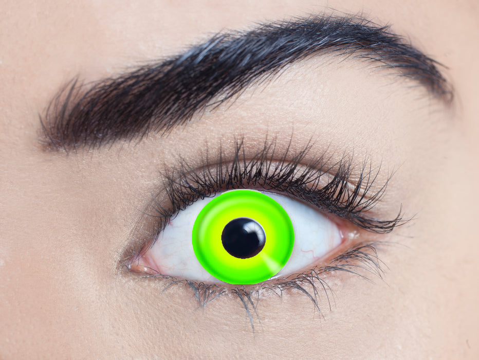Xtreme Contact Lenses (Hulk)