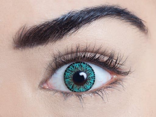 Intense Contact Lenses (Jade Green)