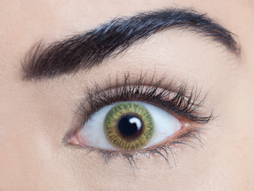 Blendz Contact Lenses (Lime Green)