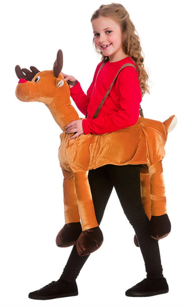 Ride on Reindeer Costume