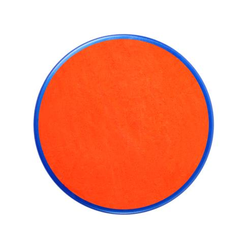 18ml Snazaroo Face Paint (Dark Orange)