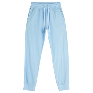 Jumper 1234 Terry Joggers In Sky Plain