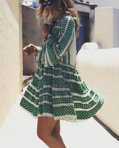 Devotion Green Ella Dress