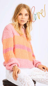 Moliin Avery Striped Jumper