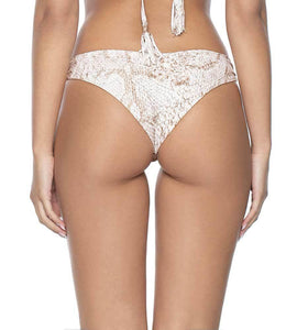 PilyQ Basic Ruched Full Bottoms