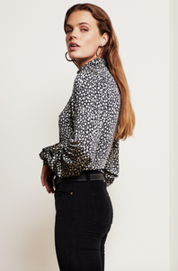 Fabienne Chapot Billy Turtleneck Forget Me Nuts Reversed