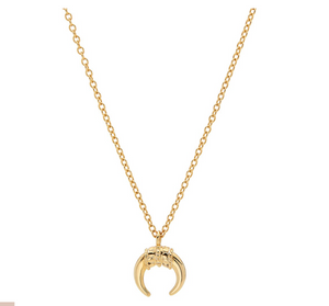 Anna Beck Round Horn Necklace