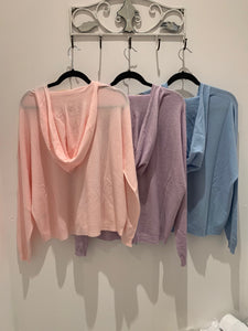 Soft Knit Hoody