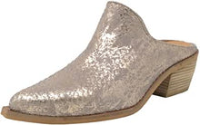 Load image into Gallery viewer, Alpeteam Metallic Clog Shoes