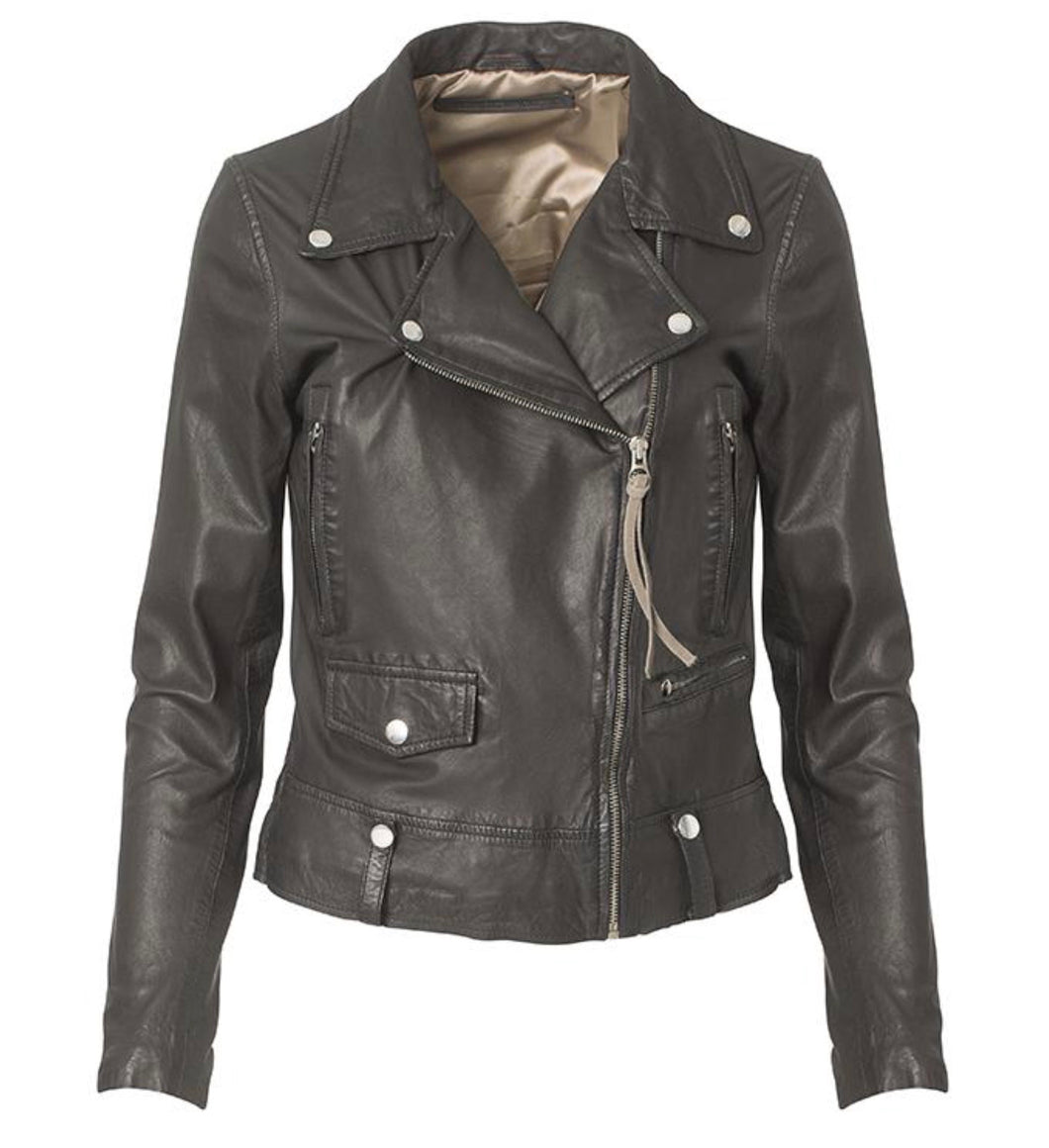 Munderingskompagniet / MDK Seattle Thin Leather Jacket