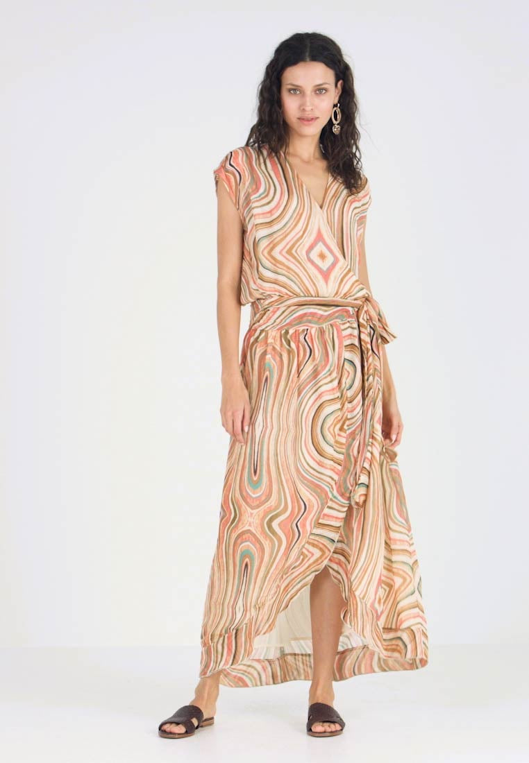Mos Mosh Alexa Swirl Dress