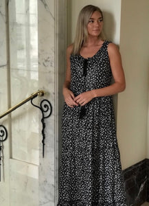 Goa Paris Gael Black Dress