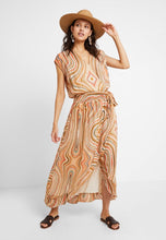 Load image into Gallery viewer, Mos Mosh Alexa Swirl Dress