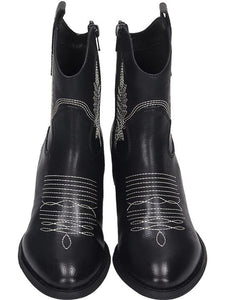 Bibi Lou Embroidered Cowboy Boots