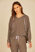 Load image into Gallery viewer, Vintage Havana Star Print Hoody
