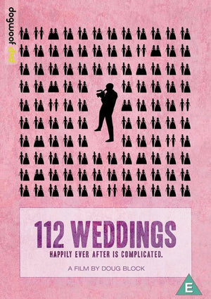 112 Weddings DVD