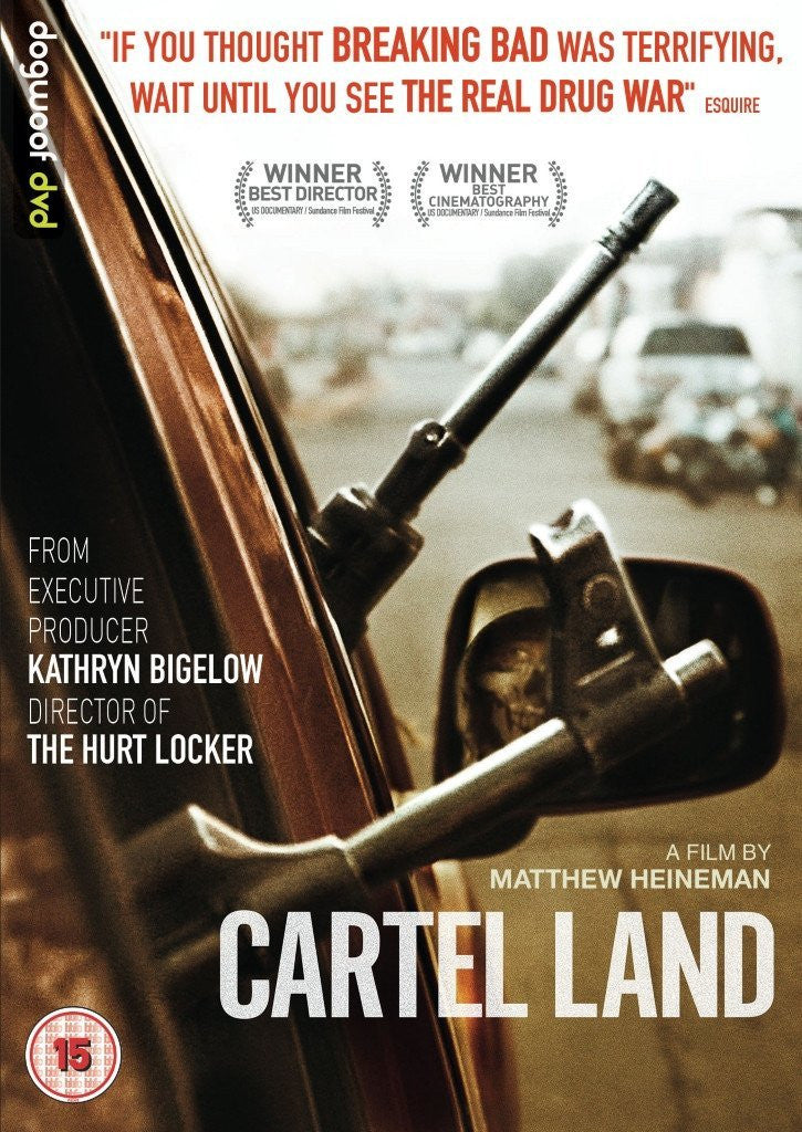 Cartel Land DVD
