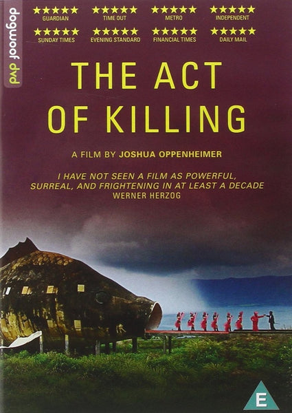 Act of Killing DVD