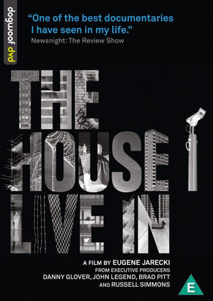 The House I Live In DVD